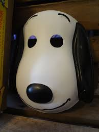 Snoopy Halloween Costumes Snoopy Mask Box 70 Ben Cooper Costumes 40 Peanuts