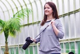 Comfortable Camera Strap Slidestrap Dslr Camera Strap Offers Ergonomic Comfort And Features