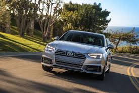 audi 2017 the 2017 audi a4 is faster smarter bigger and better than ever