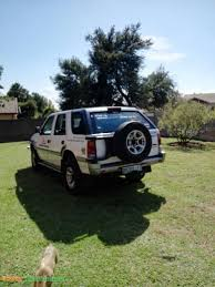 1999 isuzu frontier le used car for sale in vanderbijlpark gauteng