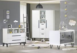chambre bebe moderne chambre baba graphite sauthon compla te collection avec chambre bebe