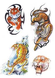 tiger designs angry tiger design designs free