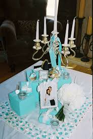 Bridal Shower Centerpiece Ideas by 150 Best Tiffany Themed Bridal Shower Images On Pinterest Themed