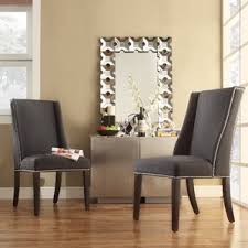 Navy Parsons Chair Parsons Accent Chairs You U0027ll Love Wayfair