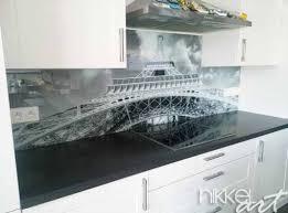 credence murale cuisine crdence murale cuisine beautiful le carrelage mtro redevient