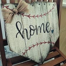 baseball home plate sign baseball sign wood signs sayings wood