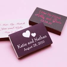 wedding matchbooks classic wedding matches personalized matches personalized
