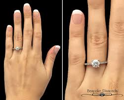 solitaire stone rings images Pr1009 solitaire diamond ring bespoke diamonds jpg
