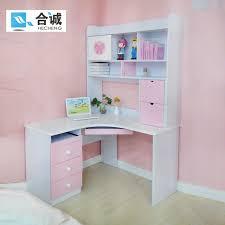 bureau enfant d angle enfants de suite d angle chaude fille princesse bois bureau d