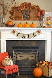 That Home Site Decorating 25 Fall Mantel Decorating Ideas Southern Living