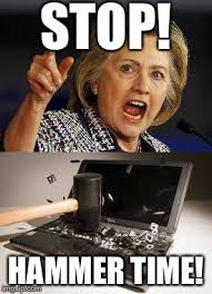 Hillary Clinton Cell Phone Meme - hillary cheated the debates