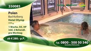 Bad Kolberg Hotel Olymp Polen Ostsee Kolberg 550085 Youtube