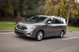 nissan minivan 2018 2014 nissan quest le first test motor trend