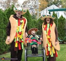 Taco Costume Taco Family Costume