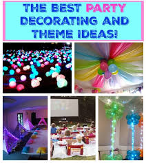 theme ideas the best party decorating ideas themes kitchen with my 3 sons