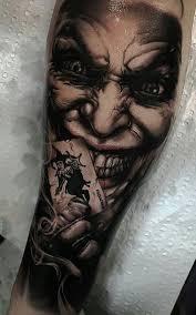Tattoo Pictures Joker   the joker tattoo tattoos pinterest joker tattoo and tatoo