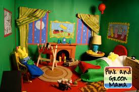thanksgiving peeps pink and green mama spring break and peep dioramas