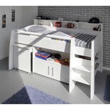 Conforama Lit Superpose by Lit Enfant A Conforama Uac Ellipse Coloris Blanc Vente De Lit