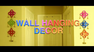 diy home decor beautiful wall hanging from bottle holders