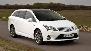 toyota old cars toyota avensis tourer review top gear