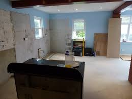 bumble bee cottage smooth floors rough walls and no fish tank