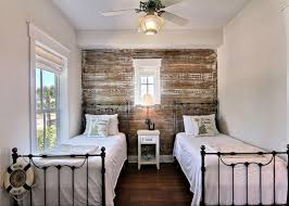 Country Style Ceiling Fans With Lights Cottage Guest Bedroom With High Ceiling Ceiling Fan In Port