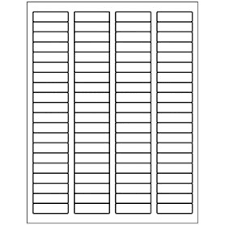 free avery template for indesign return address label 5267