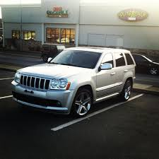 wts 2006 srt8 jeep grand cherokee silver 50k miles fully loaded