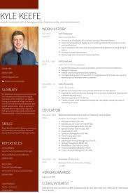 Self Employed Resume Template Self Employed Resume Samples Visualcv Resume Samples Database