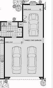two car garage with shop plan 1152 2 24 u0027 x 48 u0027 by behm design