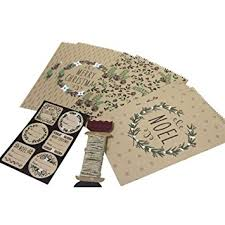 Amazon Uk Gift Wrap - christmas quality brown gift wrap set craft paper gift bags