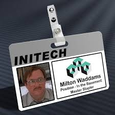 office space basement office space milton waddams prop id badge the away mission