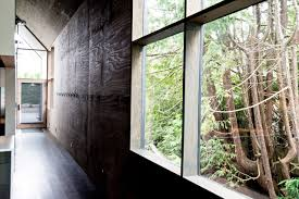 inside a modern seattle home with modest materials wsj
