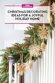 Home Made Christmas Decor 70 Diy Christmas Decorations Easy Christmas Decorating Ideas