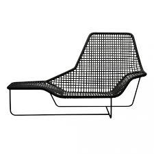 chaise longue ext rieur chaise longue d extérieur lama the conran shop