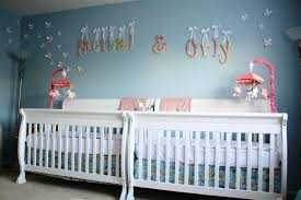 Nursery Room Wall Decor Interesting Image Of Baby Nursery Room Decoration Using Light