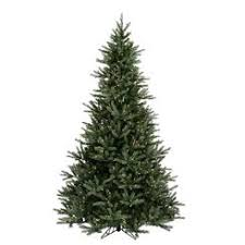 fraser fir tree ge ft clear pre lit artificial frasier fir christmas tree