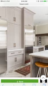 Kitchen Of The Week Modern And Traditional Elements Mix In