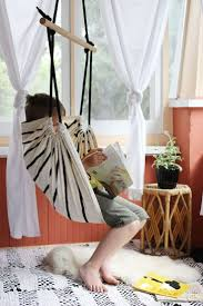 Swing Indoor Chair Best 25 Indoor Hammock Chair Ideas Only On Pinterest Swing