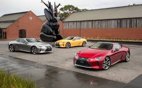 lexus two door for sale lexus lc 500 u0026 500h on sale in australia from 190 000