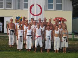 2003 Sommertraining 2003 Karatedo Doshinkan