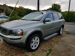 2007 volvo xc90 2 4d5 manual no offers in hartley wintney