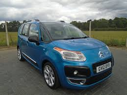 used citroen c3 picasso manual for sale motors co uk