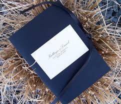 Elegant Wedding Program Gold U0026 Black Wedding Program Monogram Marriage Program Metallic