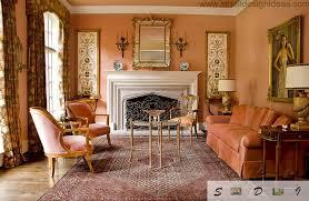 Classic Living Room Design Ideas - Empire style interior design