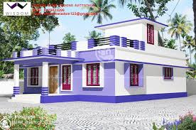 small single floor simple home designniyas indian home regarding