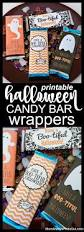 free printable halloween flyers have a boo tiful halloween printable candy bar wrappers