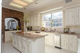 backsplash for white kitchens 47 brick kitchen design ideas tile backsplash accent walls
