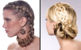 nice hairstyle for medium hair nice prom hairstyles women