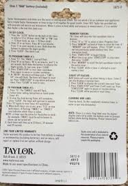 thanksgiving countdown clock taylor dual event count up count down timer 5872 9 review tom u0027s